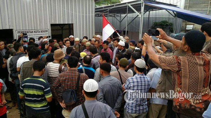 Ini Penjelasan Pihak Masjid Imam Ahmad Bin Hanbal Soal Protes Warga Terkait Pembangunan Masjid